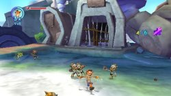 Crash Bandicoot: Mind Over Mutant (RUS/ISO/PSP)