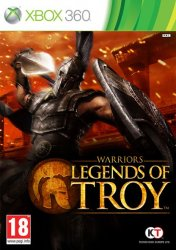 Warriors: Legends of Troy XBOX360