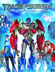 ������������: ����� / Transformers Prime Darkness Rising