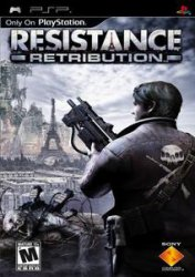Resistance: Retribution (RUS/ENG/PSP)