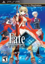 Fate/Extra (ENG/2011/PSP)