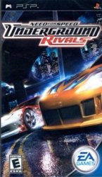 Need for Speed: Underground Rivals (RUS/PSP)