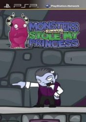 Monsters (Probably) Stole My Princess (ENG/2011/PSP)