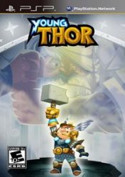 Young Thor (ENG/2010/ PSP)