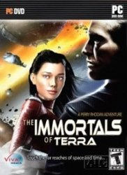 The Immortals of Terra: A Perry Rhodan