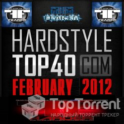 VA - Fear FM Hardstyle Top 40 February 2012