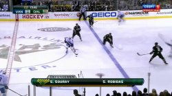 ������. NHL 11/12. Vancouver Canucks vs Dallas Stars [���� �� 26.02]