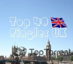 VA - UK Top 40 Singles Chart [4 Марта 2012]