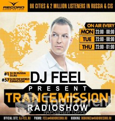 DJ Feel - TranceMission (08-03-2012)