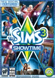 The Sims 3: Showtime / ���� 3: ���-������