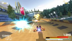 WipeOut Pure (PSP/ISO/ENG)