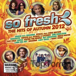 VA - So Fresh The Hits Of Autumn 2012