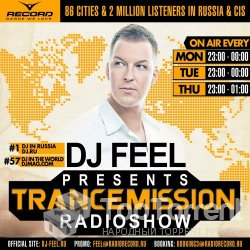 DJ Feel - TranceMission (24-04-2012)
