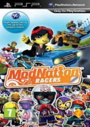 ModNation Racers (PSP/2010/RUS)