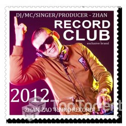Zhan - Record Club 823 (Guest Mix Bob Sinclair) (28-04-2012)