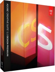 Adobe CS5.5 Design Premium DVD