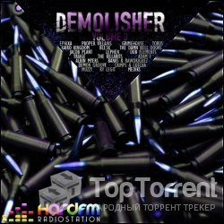 VA - Drumstep Demolisher 3 (2012)