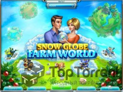 Snow Globe: Farm World (2012)