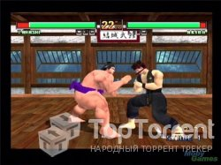 Virtua Fighter 3 Team Battle