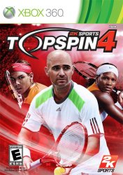 [XBOX360] Top Spin 4