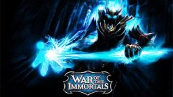 War of the Immortlas