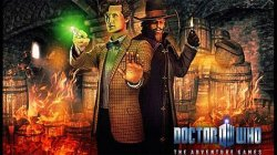 Doctor who the adventure games: The Gunpowder Plot / Доктор кто: пороховой заговор