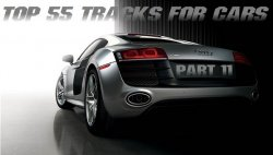 Top 55 Tracks for Cars (2012)