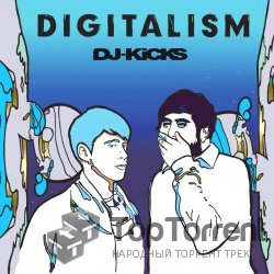 Various Artists - Digitalism: DJ-Kicks (2012)