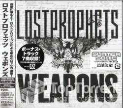 Lostprophets - Weapons (Japanese Edition) (2012)
