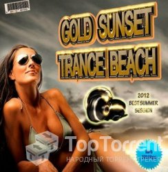 VA - Gold Sunset Trance Beach (2012)
