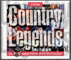 Сборник - Country Legends (2005)