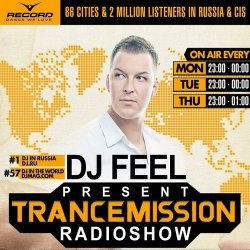 DJ Feel - TranceMission Oldschool (07.06.2012)
