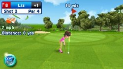 Let's Golf (PSP/2012/ENG)