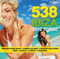 VA - Radio 538: Ibiza Top 50 - 2012 [2 CD] (2012)