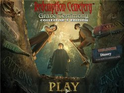Redemption Cemetery 3: Grave Testimony Collector's Edition