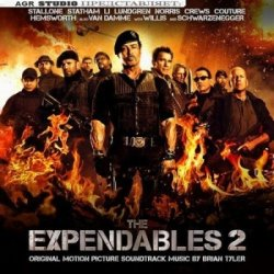 OST - Неудержимые 2 / The Expendables 2 (2012)
