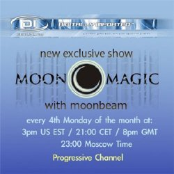 Moonbeam - Moon Magic 046 (August 2012) (27-08-2012)