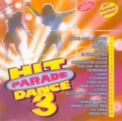 Various Artists - Hit Parade Dance 3 (1995)