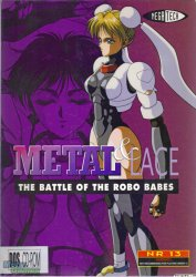 Metal & Lace: Battle of the Robo Babes