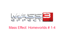 Mass Effect: Homeworlds [1-4] (2012)