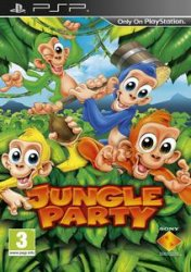 Buzz! Junior: Jungle Party (PSP/2010/RUS)