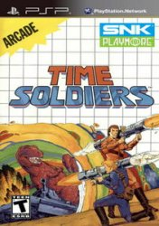Time Soldiers (PSP/2012/ENG)