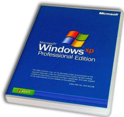 Microsoft Windows® XP Professional