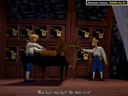 ����� � ������� ������� / Escape from Monkey Island