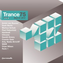 VA - Trance 75 - Best Of 2012 (2012)