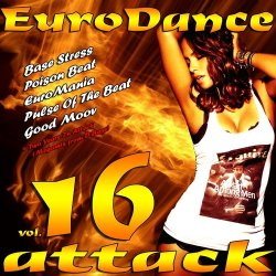 VA - EuroDance Attack Vol.16 (2012)