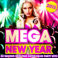 VA - Top 20 Mega New Years Eve Hits! 2013 (2012)