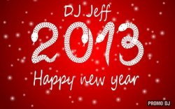 DJ Jeff - New Year 2013 (2012)