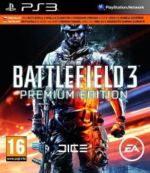 Battlefield 3: Premium Edition (2012) PS3