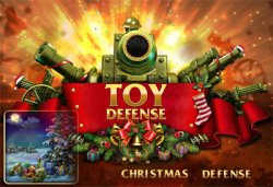 Toy Defense - Christmas Defense